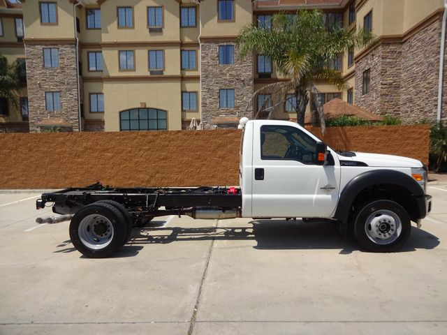 2012 Ford Super Duty F-450 DRW Chassis Cab XL Corpus Christi, Texas 5