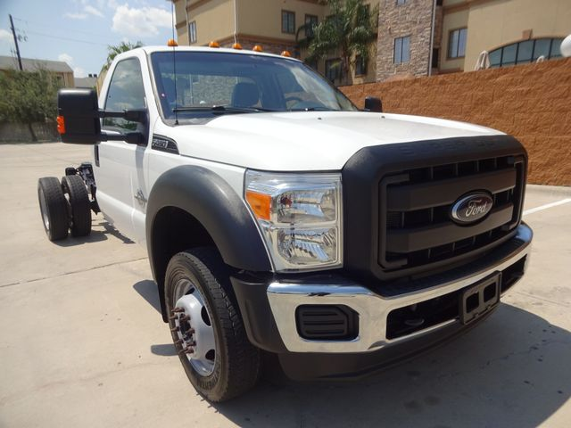2012 Ford Super Duty F-450 DRW Chassis Cab XL Corpus Christi, Texas 1