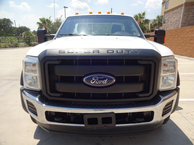 2012 Ford Super Duty F-450 DRW Chassis Cab XL Corpus Christi, Texas 6