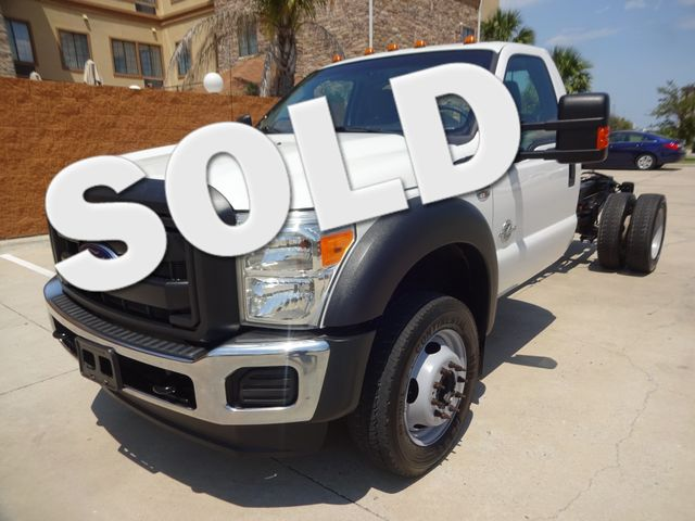 2012 Ford Super Duty F-450 DRW Chassis Cab XL Corpus Christi, Texas 0