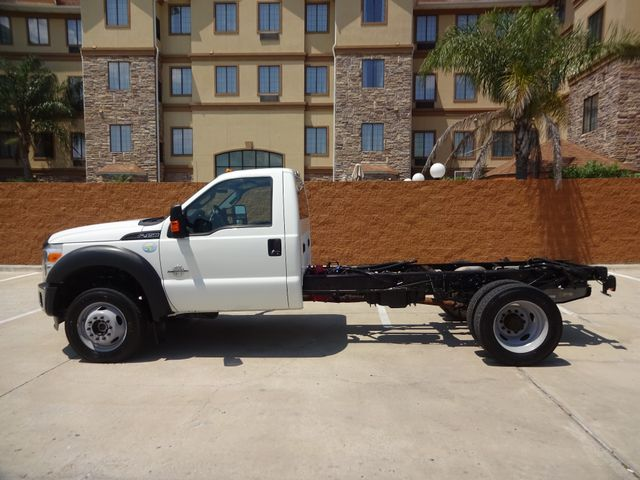 2012 Ford Super Duty F-450 DRW Chassis Cab XL Corpus Christi, Texas 4