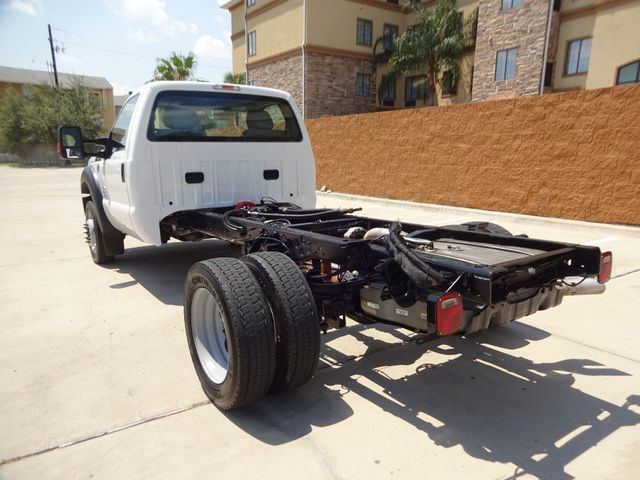 2012 Ford Super Duty F-450 DRW Chassis Cab XL Corpus Christi, Texas 2