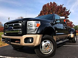 2012 Ford Super Duty F-450 King Ranch Leesburg, Virginia