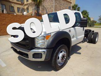 2012 Ford Super Duty F-550 DRW Chassis Cab XL Corpus Christi, Texas