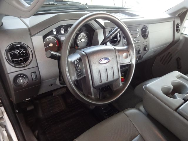 2012 Ford Super Duty F-550 DRW Chassis Cab XL Corpus Christi, Texas 17