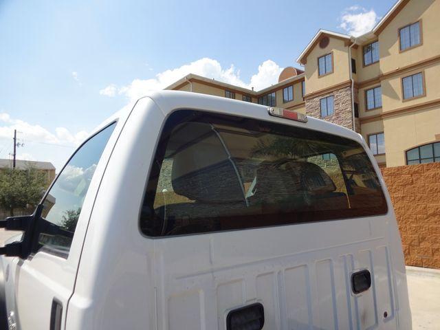 2012 Ford Super Duty F-550 DRW Chassis Cab XL Corpus Christi, Texas 8