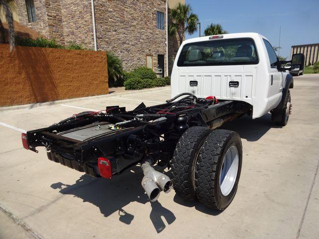 2012 Ford Super Duty F-550 DRW Chassis Cab XL Corpus Christi, Texas 3