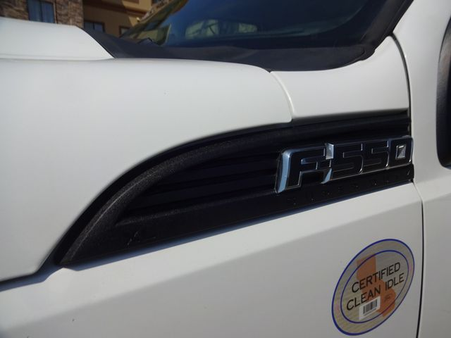 2012 Ford Super Duty F-550 DRW Chassis Cab XL Corpus Christi, Texas 9