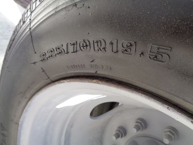 2012 Ford Super Duty F-550 DRW Chassis Cab XL Corpus Christi, Texas 13