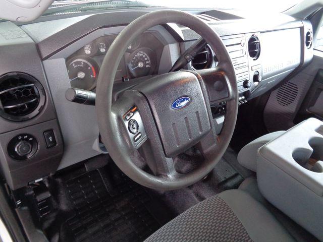 2012 Ford Super Duty F-550 DRW Chassis Cab XL Corpus Christi, Texas 16