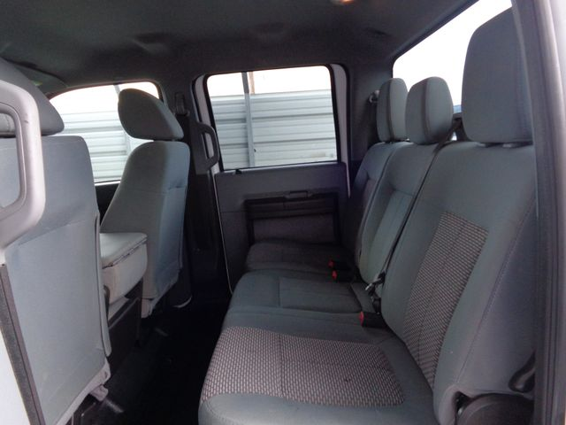 2012 Ford Super Duty F-550 DRW Chassis Cab XL Corpus Christi, Texas 21