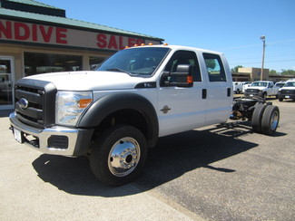 2012 Ford Super Duty F-550 DRW Chassis Cab in Glendive, MT