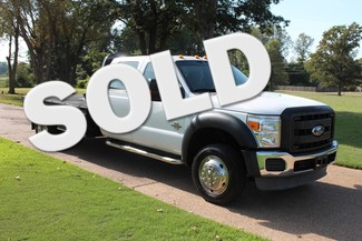 2012 Ford F550 Crew Cab XL with 11ft Flat Bed in Marion,, Arkansas