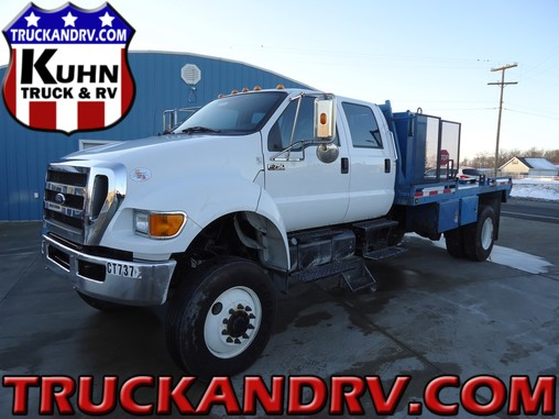 2012 Ford Super Duty F-750 Straight Frame