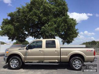 2012 Ford Super Duty F250 Crew Cab Lariat 6.7L V8 4X4 | American Auto Brokers San Antonio, TX in San Antonio Texas