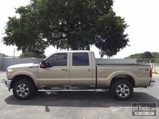2012 Ford Super Duty F250 Crew Cab Lariat 6.2L V8 4X4 | American Auto Brokers San Antonio, TX in San Antonio Texas