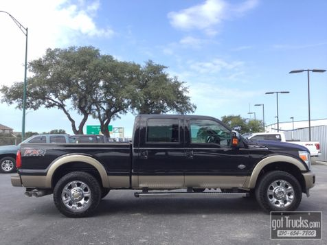 2012 Ford Super Duty F250 Crew Cab King Ranch FX4 6.7L Power Stroke 4X4 | American Auto Brokers San Antonio, TX in San Antonio, Texas