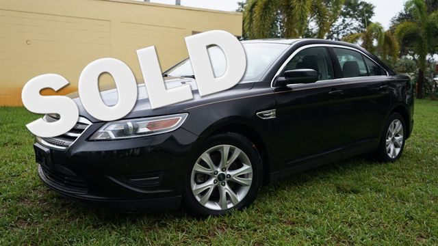 2012 Ford Taurus SEL in Lighthouse Point FL