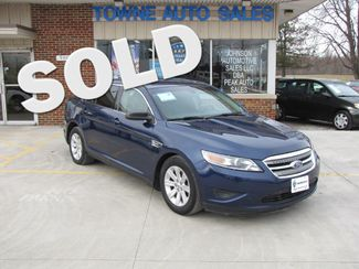2012 Ford Taurus SE | Medina, OH | Towne Cars in Ohio OH