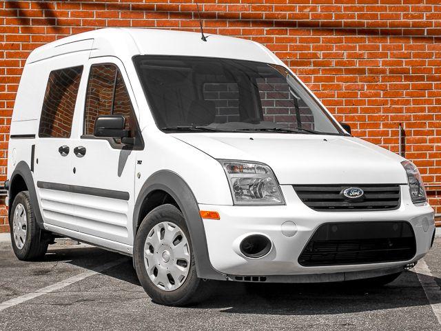 2012 Ford Transit Connect Van XLT Burbank, CA 1