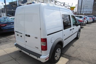 2012 Ford Transit Connect Van XLT Chicago, Illinois 4