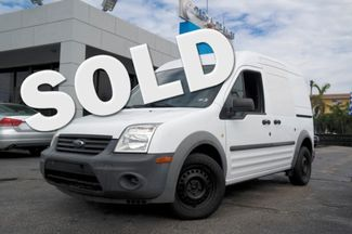 2012 Ford Transit Connect Van XL Hialeah, Florida