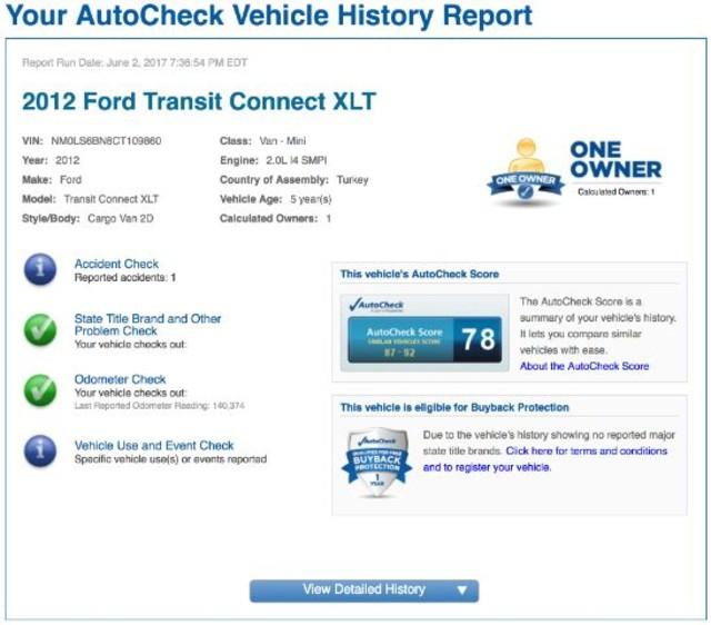 2012 Ford Transit Connect Van XLT San Antonio , Texas 11