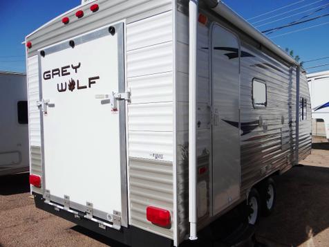 2012 Forest River Grey Wolf 19RR Toy Hauler Trailer | Colorado Springs, CO | Golden's RV Sales in Colorado Springs, CO