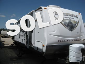 2012 Forest River Lacrosse Luxury Lite 318 BHS SOLD!! Odessa, Texas