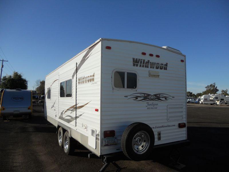 2012 Forest River Wildwood T22RKSS  in Phoenix, AZ
