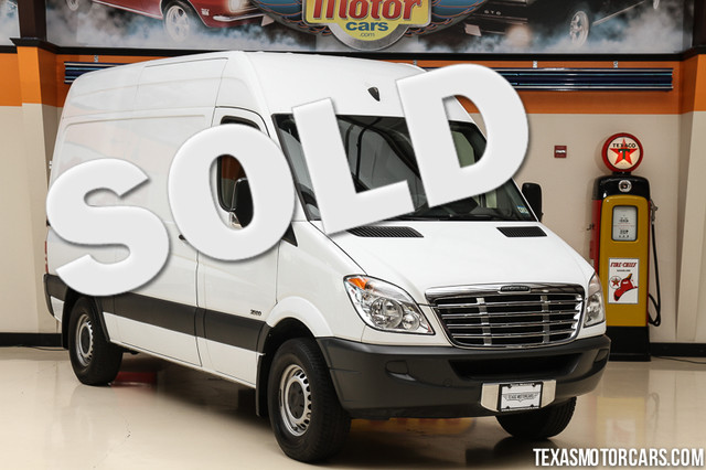 2012 Freightliner Sprinter 2500 Financing is available with rates as low as 29 wac Get pre-ap