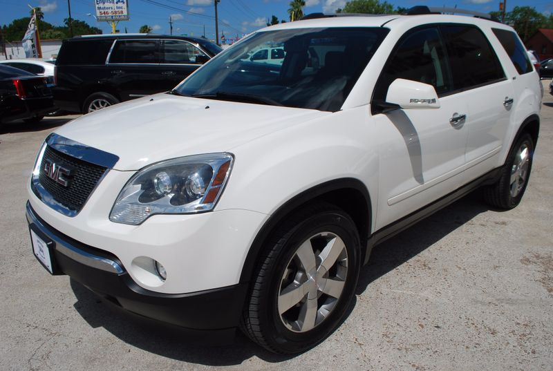 2012 GMC Acadia SLT1  Brownsville TX  English Motors  in Brownsville, TX