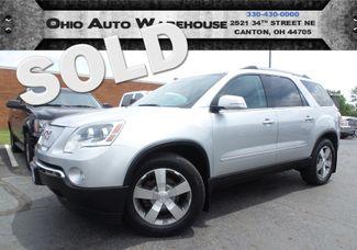 2012 GMC Acadia SLT Sunroof Leather 3rd Row Cln Carfax We Finance | Canton, Ohio | Ohio Auto Warehouse LLC in  Ohio