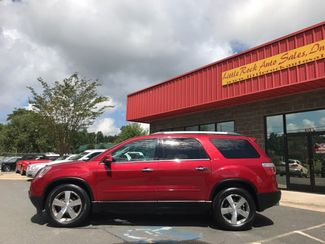 2012 GMC Acadia SLT  city NC  Little Rock Auto Sales Inc  in Charlotte, NC