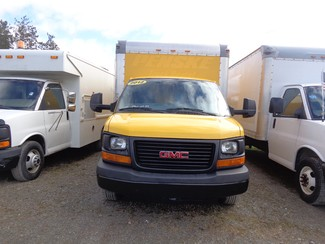 2012 GMC Savana 16FT Cube Van Hoosick Falls, New York 1