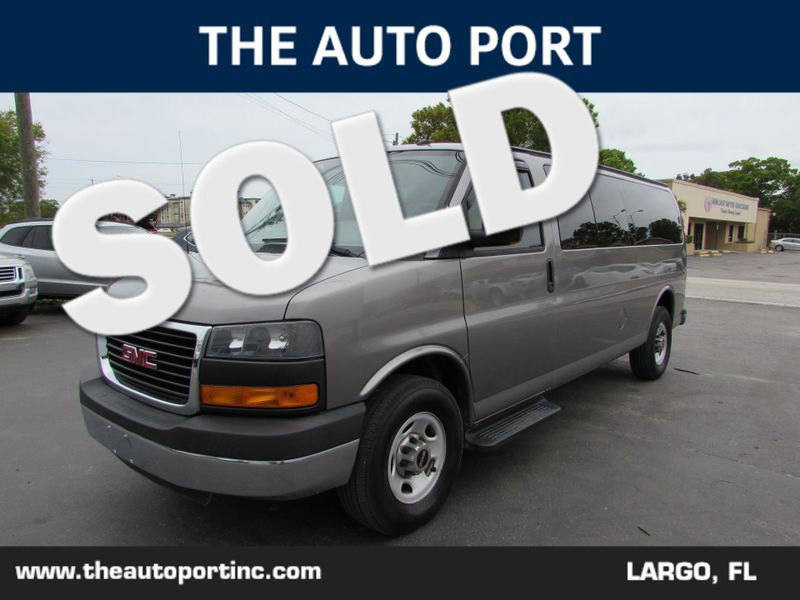 2012 GMC Savana  Cargo 1LT | Clearwater, Florida | The Auto Port Inc in Clearwater Florida