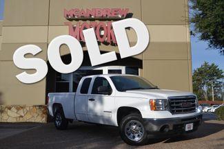 2012 GMC Sierra 1500 SL | Arlington, Texas | McAndrew Motors in Arlington, TX Texas