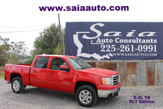 2012 Gmc 1500 Crew Cab 4wd Slt Leather Z71 Factroy Chrome Wheels Tow Pkg NO FLOOD One Owner Clean Car Fax | Baton Rouge , Louisiana | Saia Auto Consultants LLC-[ 2 ]