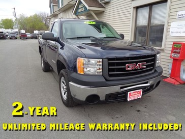 2012 GMC Sierra 1500 Work Truck in Brockport