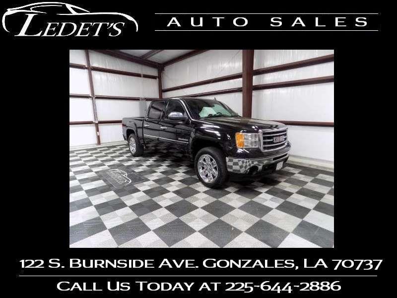 2012 GMC Sierra 1500 SLE - Ledet's Auto Sales Gonzales_state_zip in Gonzales Louisiana