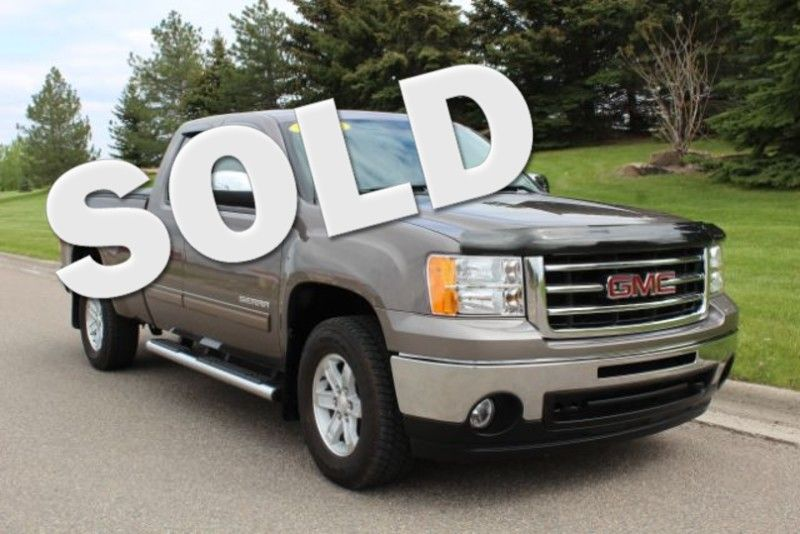 2012 GMC Sierra 1500 SLE  city MT  Bleskin Motor Company   in Great Falls, MT