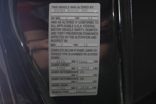 2012 GMC Sierra 1500 SLE Crew Cab 4x4 Z71 ROCKY RIDGE - LIFTED! Mooresville , NC 44