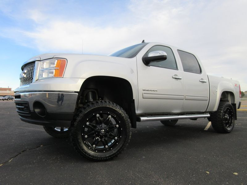 2012 GMC Sierra 1500 SLT  Fultons Used Cars Inc  in , Colorado