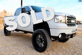 2012 GMC Sierra 2500 HD SLT Crew Cab 4X4 Z71 6.6L Duramax Diesel Allison Auto LIFTED LOADED Sealy, Texas