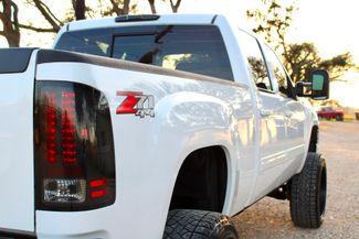 2012 GMC Sierra 2500 HD SLT Crew Cab 4X4 Z71 6.6L Duramax Diesel Allison Auto LIFTED LOADED Sealy, Texas 10