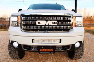 2012 GMC Sierra 2500 HD SLT Crew Cab 4X4 Z71 6.6L Duramax Diesel Allison Auto LIFTED LOADED Sealy, Texas 13
