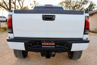 2012 GMC Sierra 2500 HD SLT Crew Cab 4X4 Z71 6.6L Duramax Diesel Allison Auto LIFTED LOADED Sealy, Texas 19