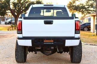 2012 GMC Sierra 2500 HD SLT Crew Cab 4X4 Z71 6.6L Duramax Diesel Allison Auto LIFTED LOADED Sealy, Texas 9
