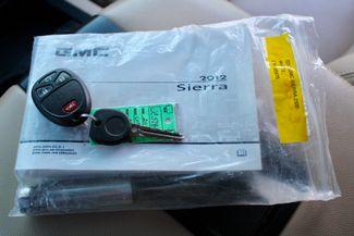 2012 GMC Sierra 2500 HD SLT Crew Cab 4X4 Z71 6.6L Duramax Diesel Allison Auto LIFTED LOADED Sealy, Texas 81