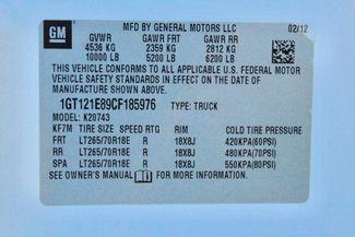 2012 GMC Sierra 2500 HD SLT Crew Cab 4X4 Z71 6.6L Duramax Diesel Allison Auto LIFTED LOADED Sealy, Texas 82
